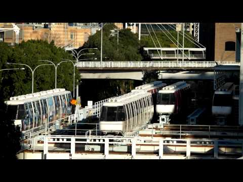 Sydney Monorail Final Movements
