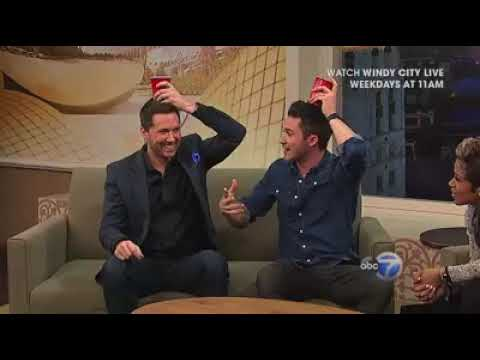 Justin Willman's Incredible Magic Trick Stumps TV Hosts.