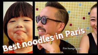 Julien's Diary #8 - Best Noodles In Paris