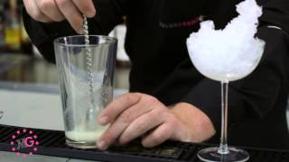 Mixology School - How To Make A Daquiri