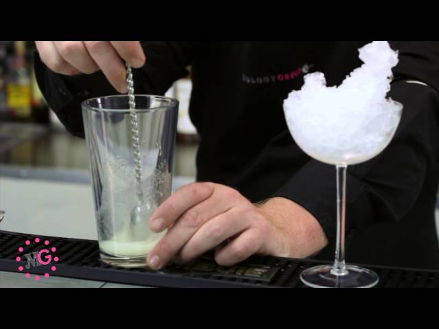 Mixology School - How to make a Daquiri