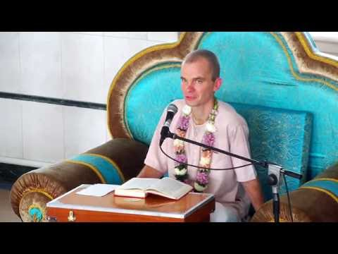 Шримад Бхагаватам 1.1.19 - Двиджа Говинда прабху