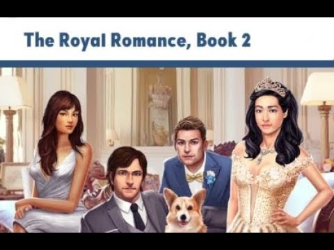 Choices: Stories You Play - The Royal Romance Book 2 Chapter 1