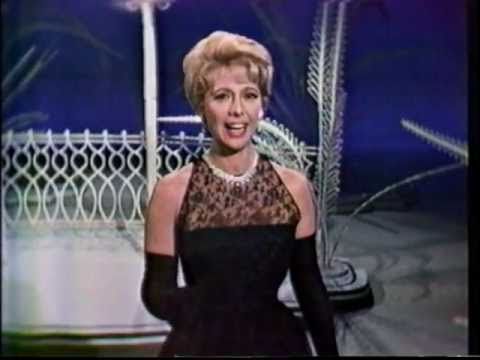 "HD Dinah Shore ""I Get a Kick Out of You"" on ""Dinah Shore Chevy Show"" (1956-1963)"