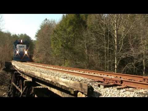 TVRM Rare Freight Run