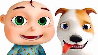 Johny Johny Yes Papa - Morning   Nursery Rhymes & Kids Songs   Videogyan 3D Rhymes