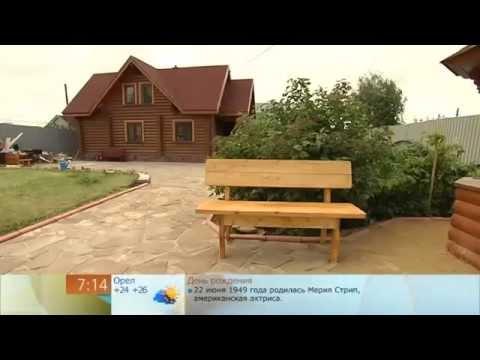 Садовые скамейки. Интересные идеи