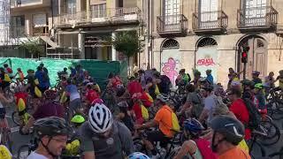 El Dia da Bici en Ourense suma una nueva edición