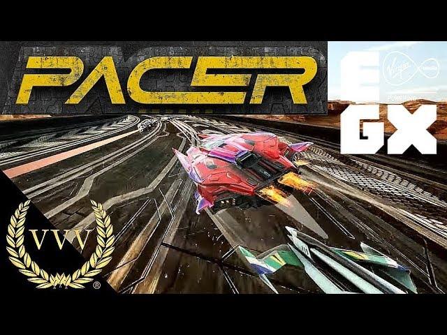 Pacer - EGX 2019