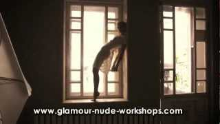 High quality Ukrainian photo models and unique locations provided by Glamour-nude-workshops!