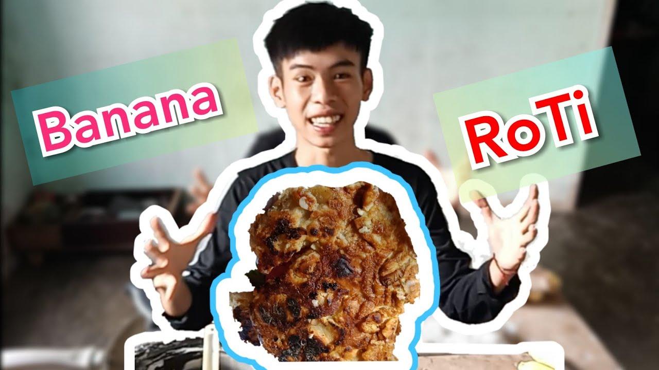 Cười Đau Bụng Với Món Bánh Chuối Thái Lan