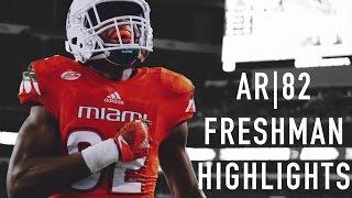 ahmmon richards   litty   freshman highlights