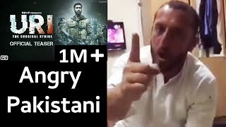 URI Movie Reaction Pakistan