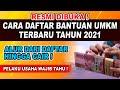 CARA DAFTAR BANTUAN UMKM 2021 TERBARU MP3
