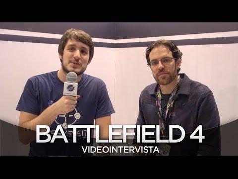Battlefield 4 - Intervista Games Week 2013