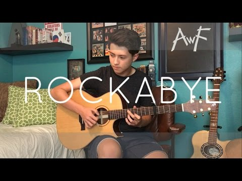 Rockabye - Clean Bandit ft. Sean Paul & Anne-Marie - Cover (Fingerstyle Guitar)