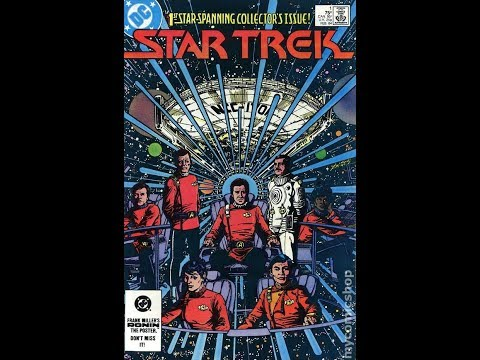 DC's Star Trek Comic vol 1 and why you should get it
