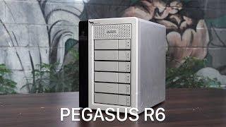 Pegasus R6 - Giải pháp lưu trữ dung lượng lớn, tốc độ cao