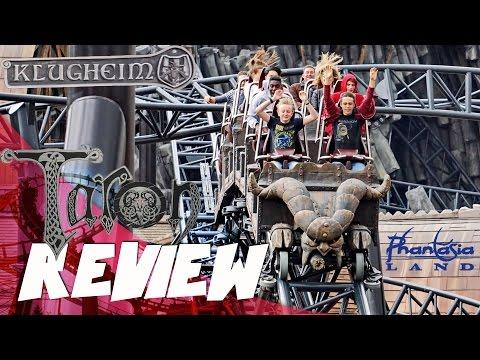 Review: Opening Multi Launch Coaster Taron, Phantasialand Duitsland