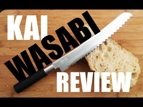 Kai Wasabi Bread Knife Review