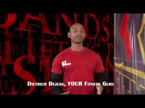 DTR Fitness Fit Tips #6 - Taking a Break -- Reno Nevada Personal Trainer