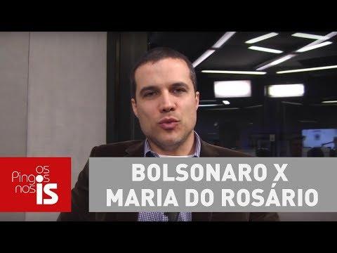 Felipe Moura Brasil Analisa Caso Bolsonaro X Maria Do Rosário