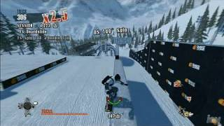 Shaun White Snowboarding Xbox 360 Gameplay - Europe
