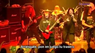Exodus - Forward March (Subtitulos Español) HD