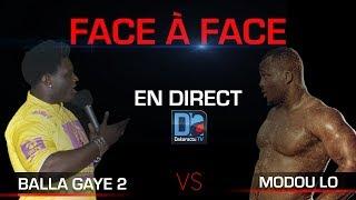[REPLAY] PLACE DU SOUVENIR : Revivez sur Dakaractu le «Face 2 Face» Balla Gaye 2 et Modou Lô
