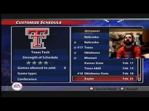 NCAA Basketball 2005 from January 11, 2017