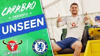 Jorginho Feeling🤙 Final Europa League Prep | Chelsea Unseen