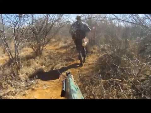 Madikwe Field Ranger Patrol