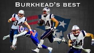 Rex Burkhead 2017-8 Season Highlights