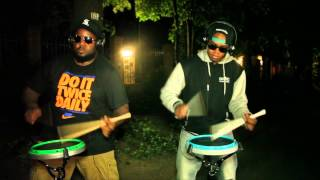 Pop The Trunk - Yelawolf Drum Video | BYOS |