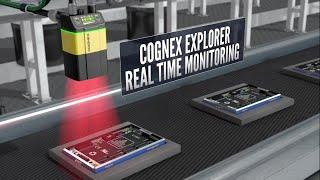 Cognex Explorer Real Time Monitoring (RTM)