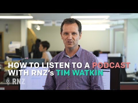 How To Listen To A Podcast