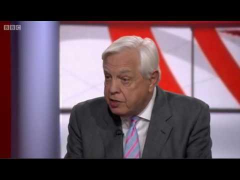 BBCs John Simpson Iraq War Worst Foreign Policy decision since the 2nd World War