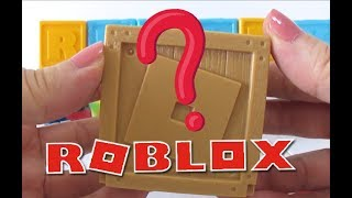 ROBLOX TOY-OPEN MYSTERY BOX WITH CODE-SERIES 2