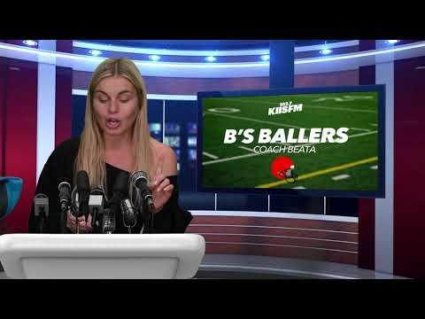 KIIS Articles - Tanya Rad Presents KIIS FM's 2018/2019 Fantasy Football Draft Order!
