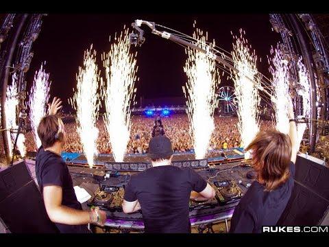 Swedish House Mafia @ Ultra Music Festival Miami 2018 - Official Reunion Mix!