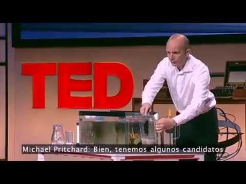 Michael Pritchard Vuelve el agua sucia en agua potable 2009 (es)