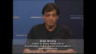 Dan Ariely: Religion & Dishonesty