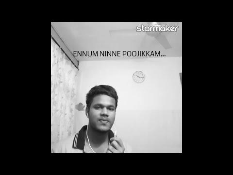 ENNUM NINNE POOJIKKAM-COVER-by diljith