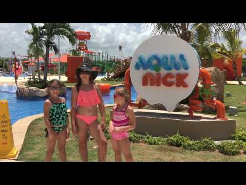 A Tour of Nickelodeon Resorts Punta Cana