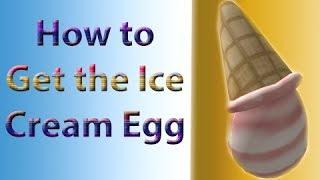How to Get the Eggscream Egg   ROBLOX Egg Hunt 2019 Guide
