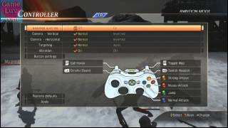 Dynasty Warriors 8: Ambition mode (Xbox 360)