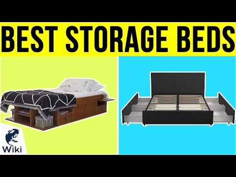 10 Best Storage Beds 2019