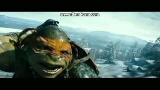 Клип Черепашки ниндзя TMNT под песню Wiz Khalifa, Juicy J & Ty Dolla $ign – Shell Shocked