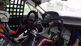 i30 N Gabriele Tarquini(가브리엘 타퀴니) Taxi drive TCR Korea