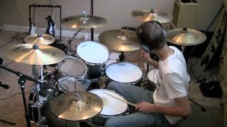 Rise Against - Give It All drum cover